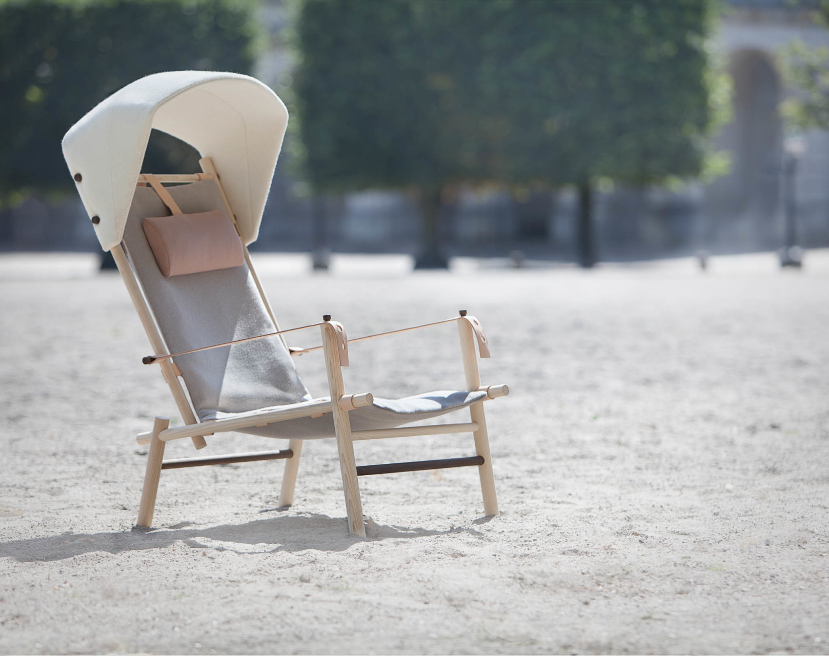 Chair designed by Lisbeth Kamstrup-Holm
